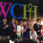 Ribbon cutting ceremony at  Women's College Hospital