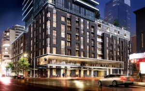 Rendering of 355 King Street West