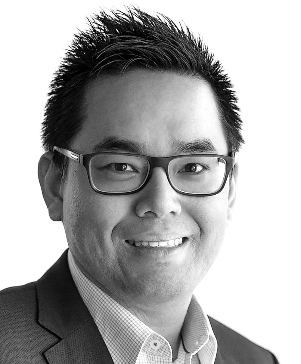 Headshot of Andrew Wong