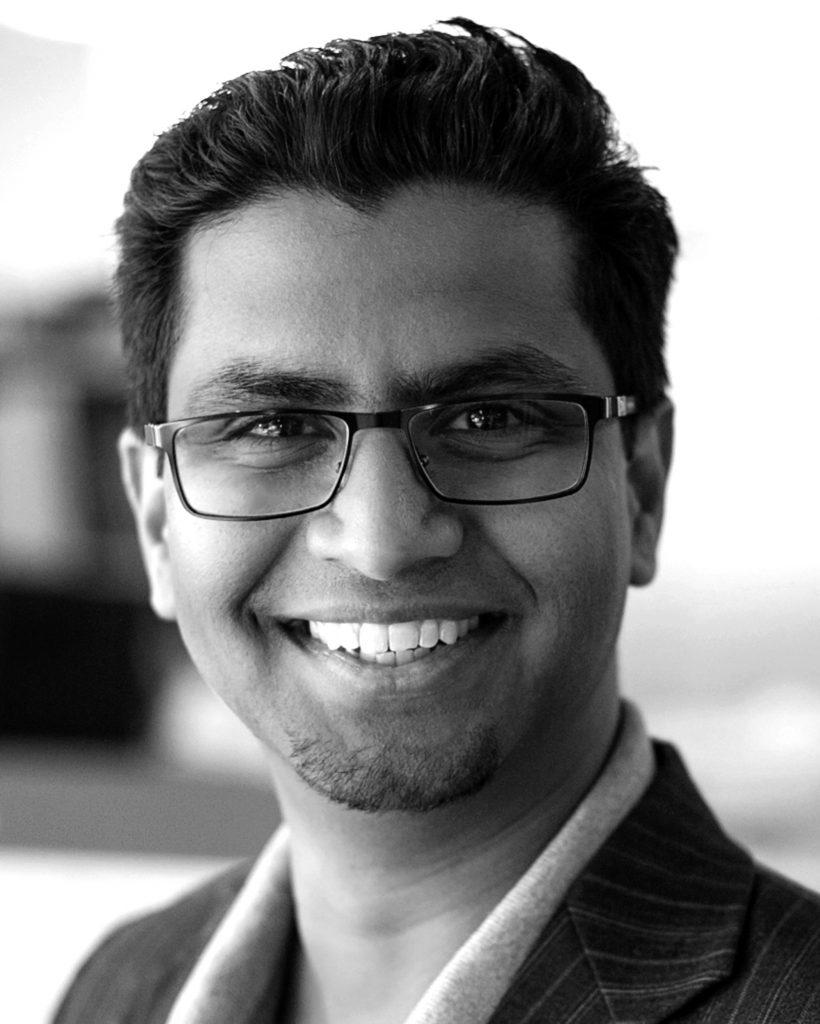 Headshot of Ashish Ghate
