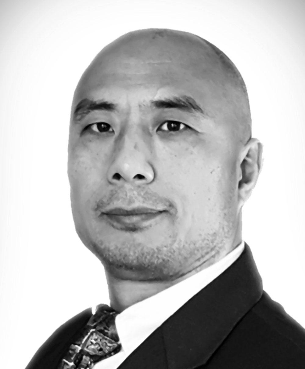 Headshot of Bruce Han