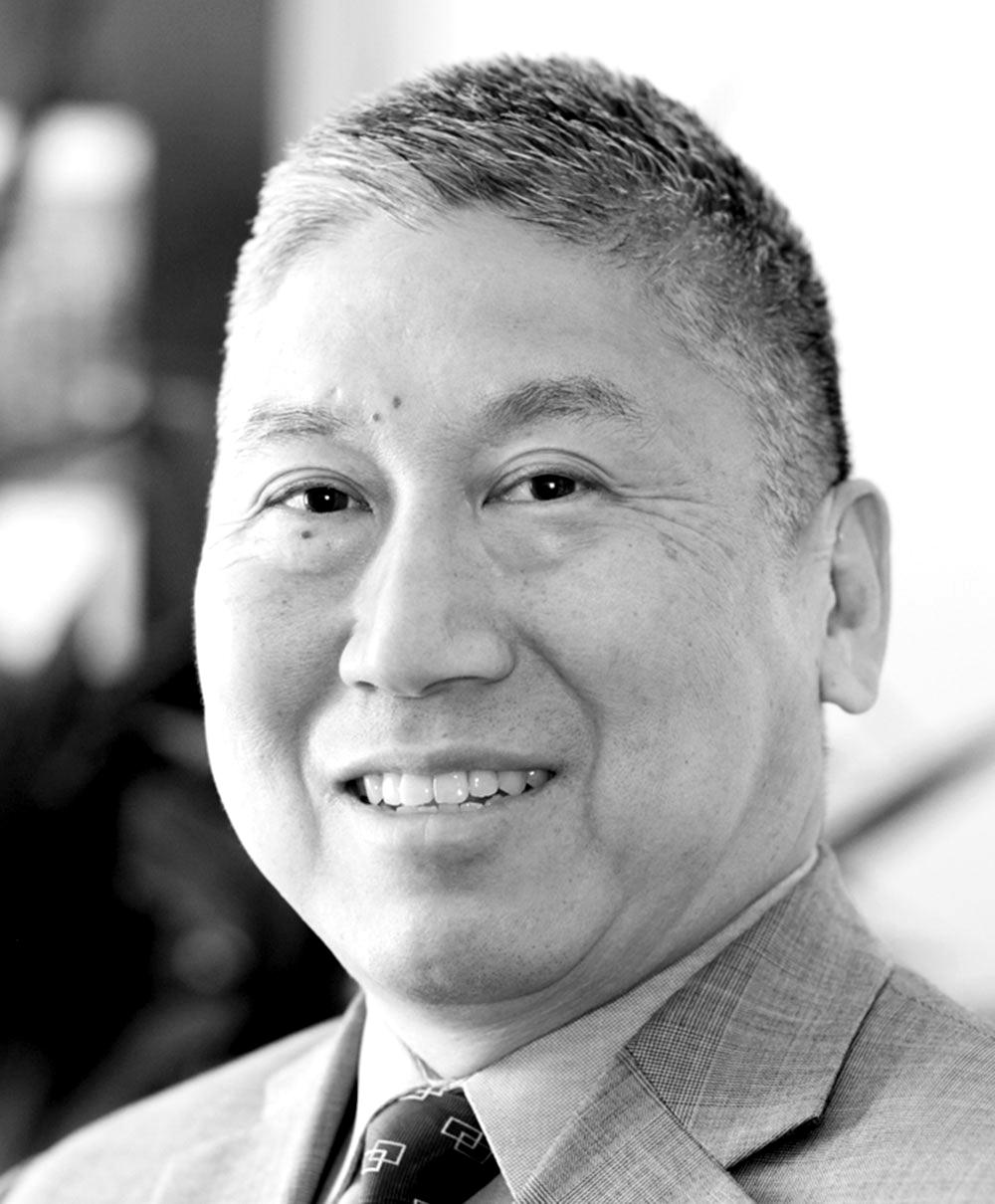 Headshot of Bruce Mori