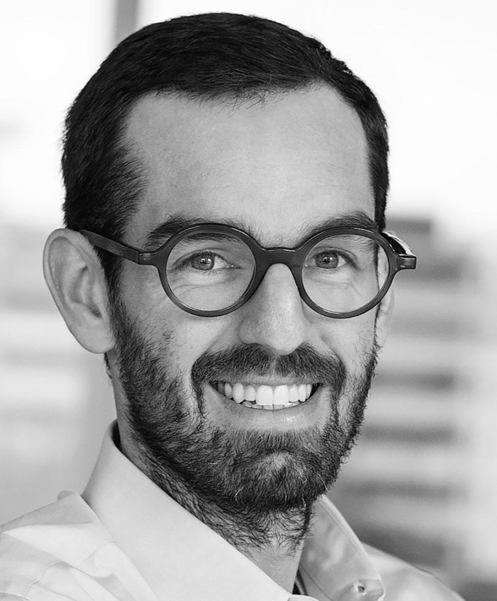 Headshot of Carlos Gutierrez De Quevedo