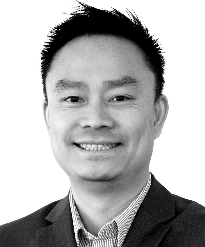 Headshot of Charlie Hoang