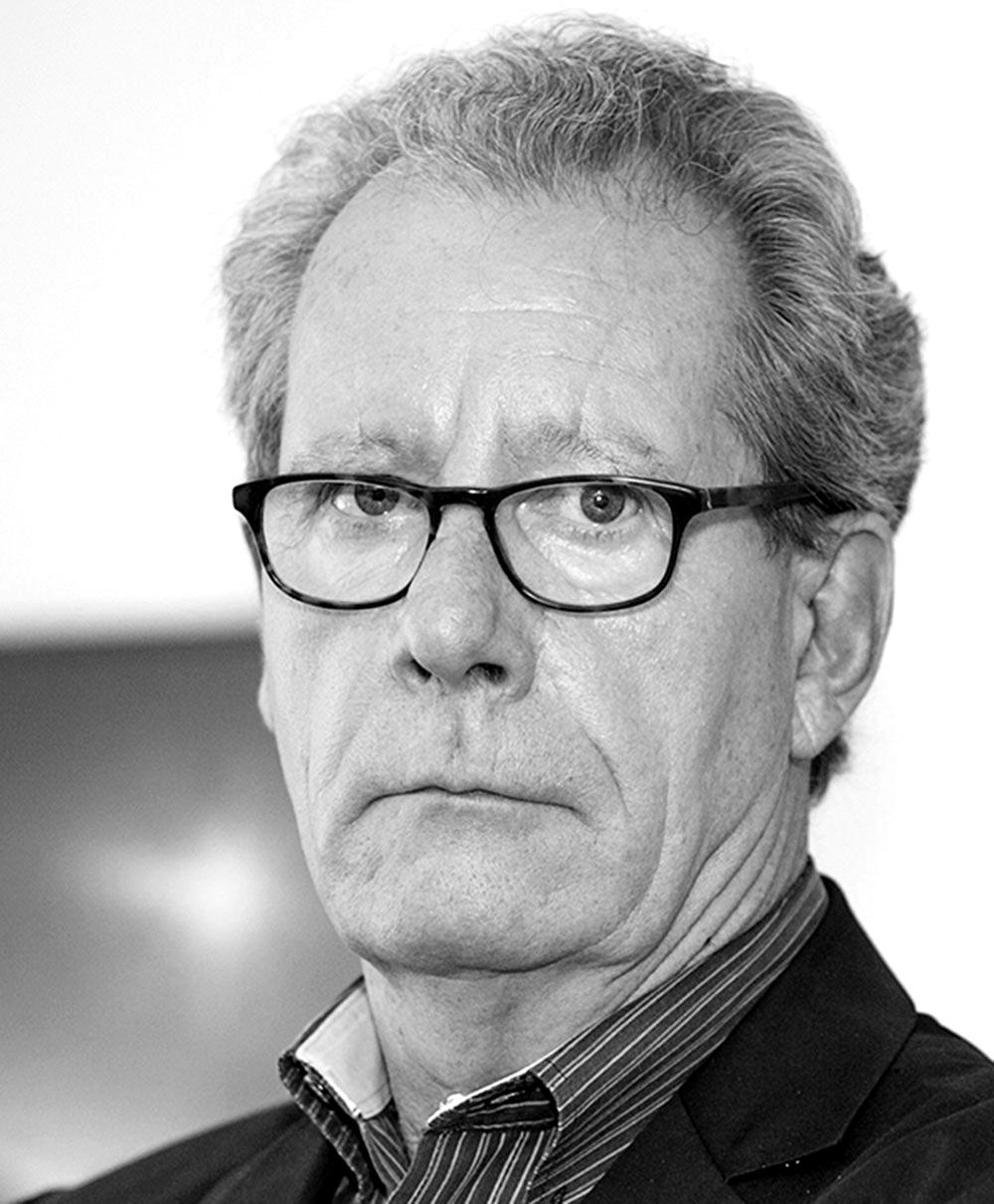 Headshot of David Hastings