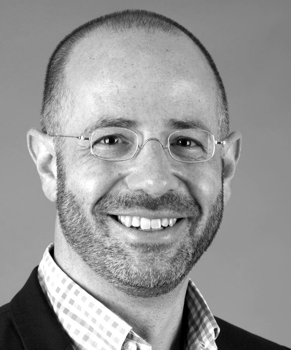 Headshot of David Traub-Werner