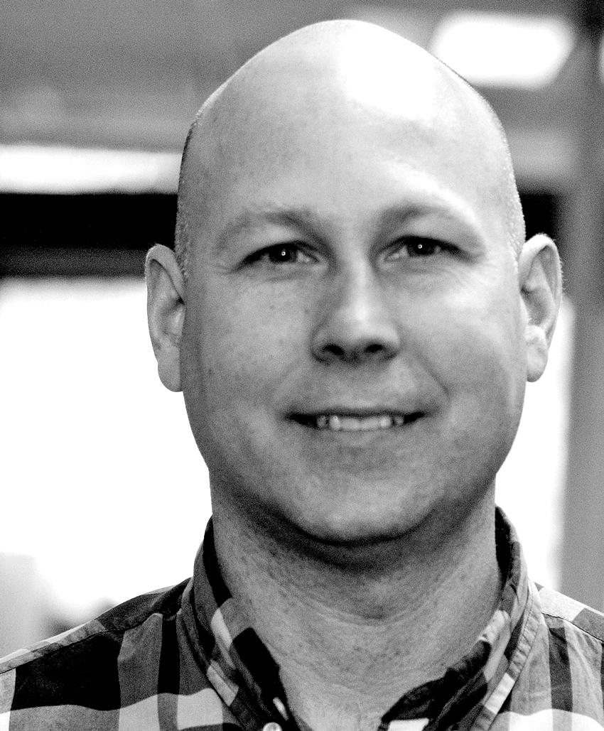 Headshot of Doug McLachlan