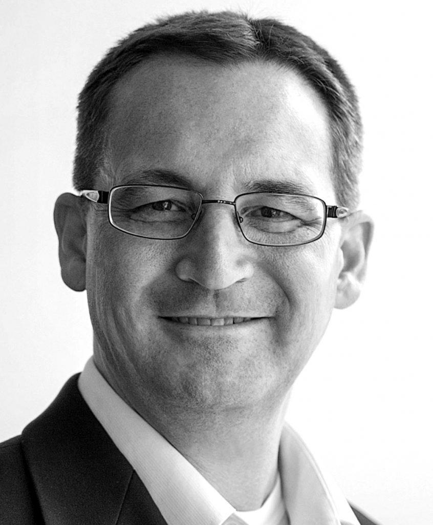 Headshot of Doug Parker