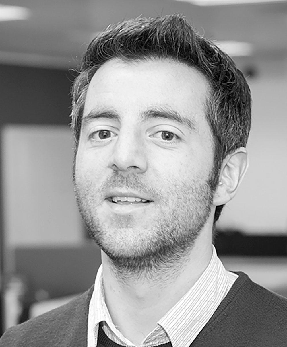 Headshot of Gareth Bower