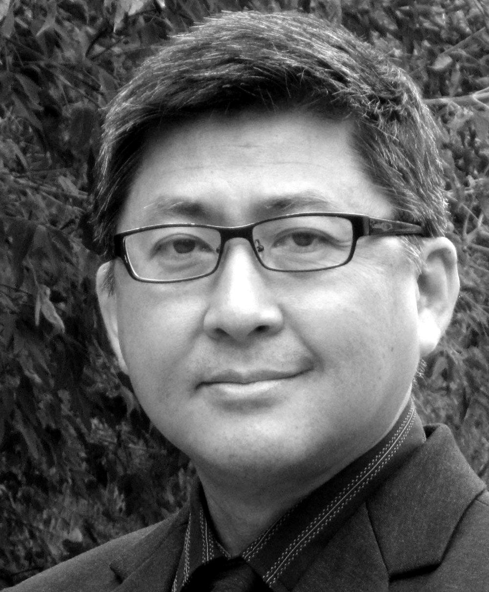 Headshot of Jack Chung
