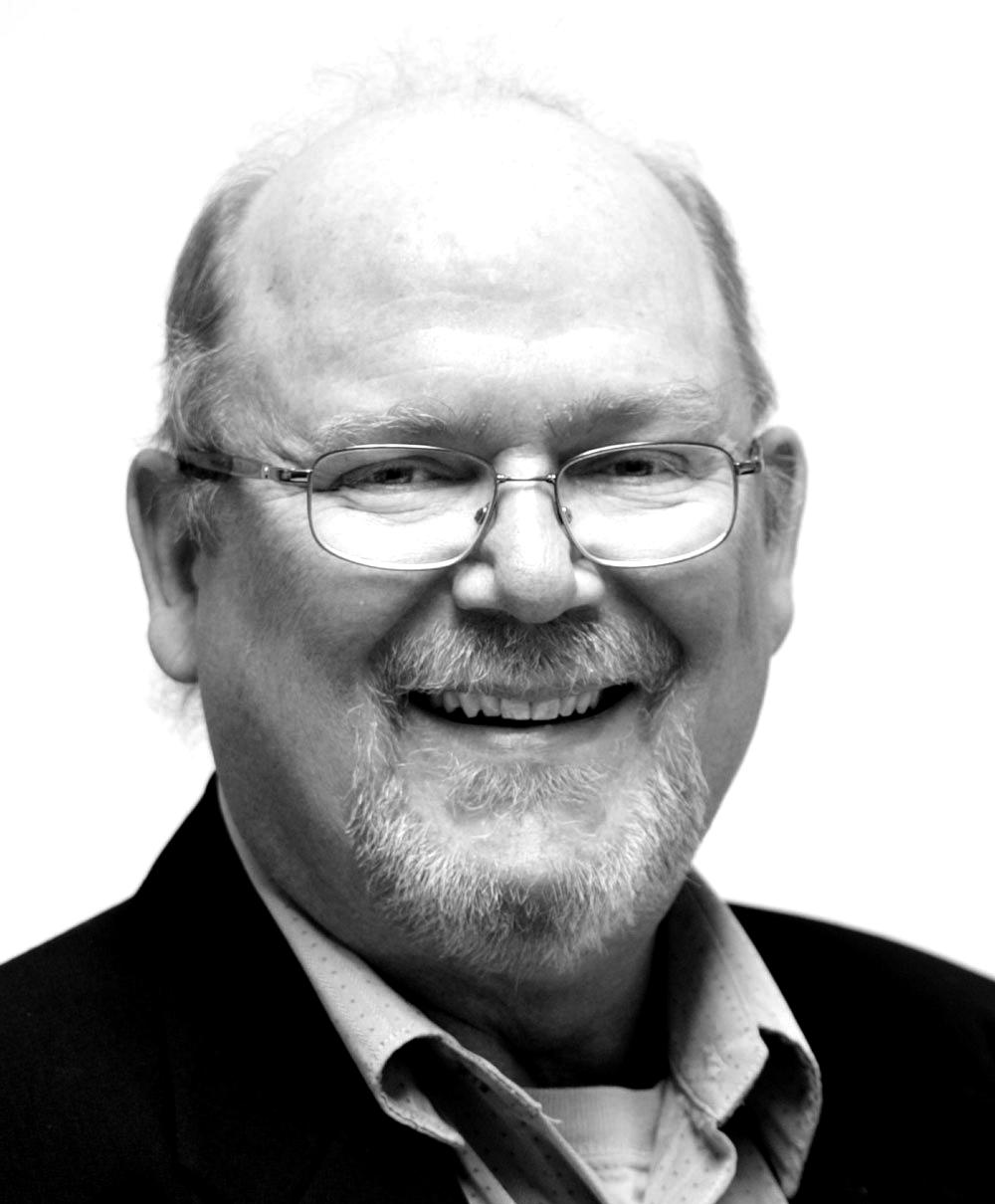 Headshot of John Bayley, P.Eng