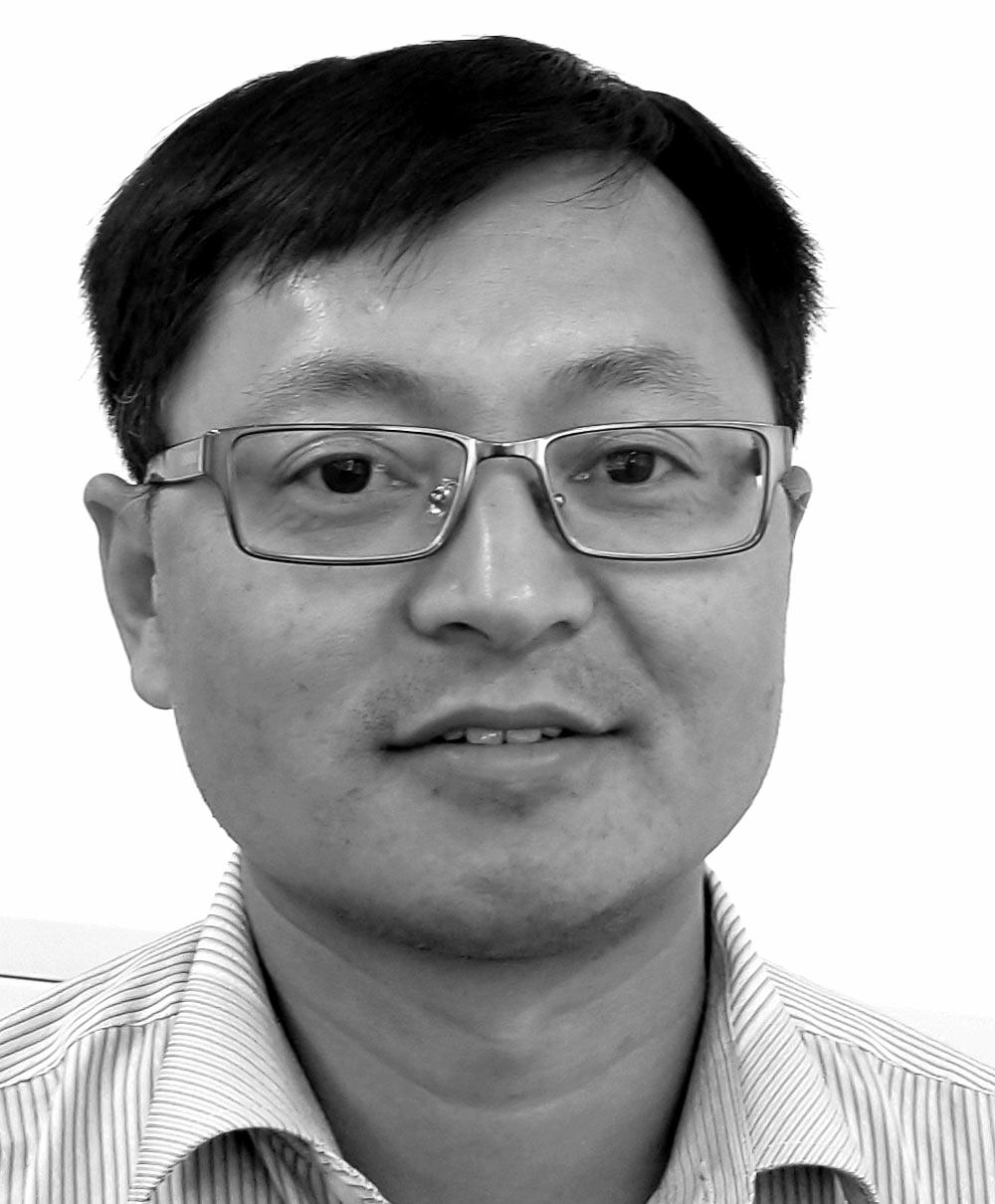 Headshot of Joseph Fu