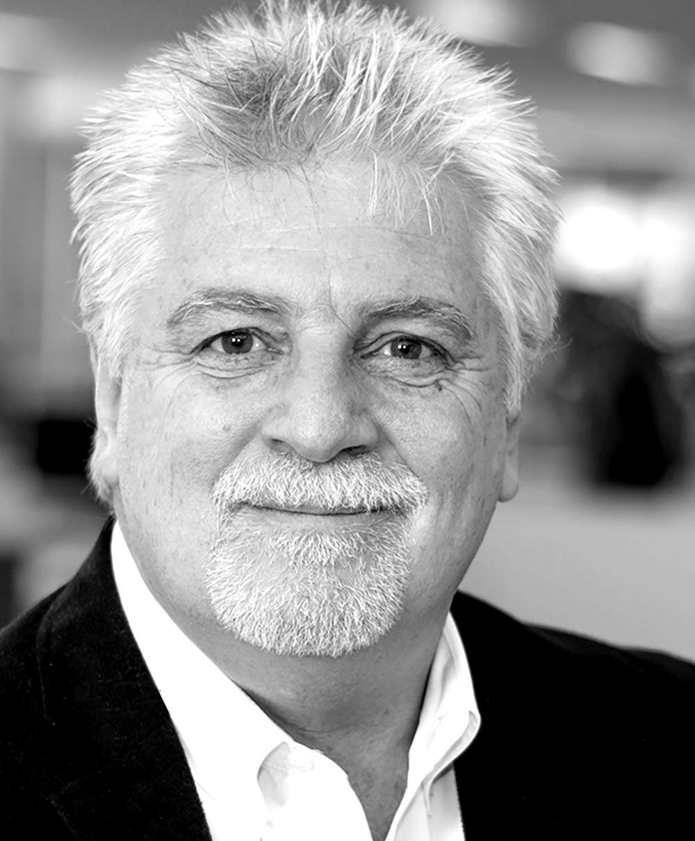 Headshot of Keith Sallaway