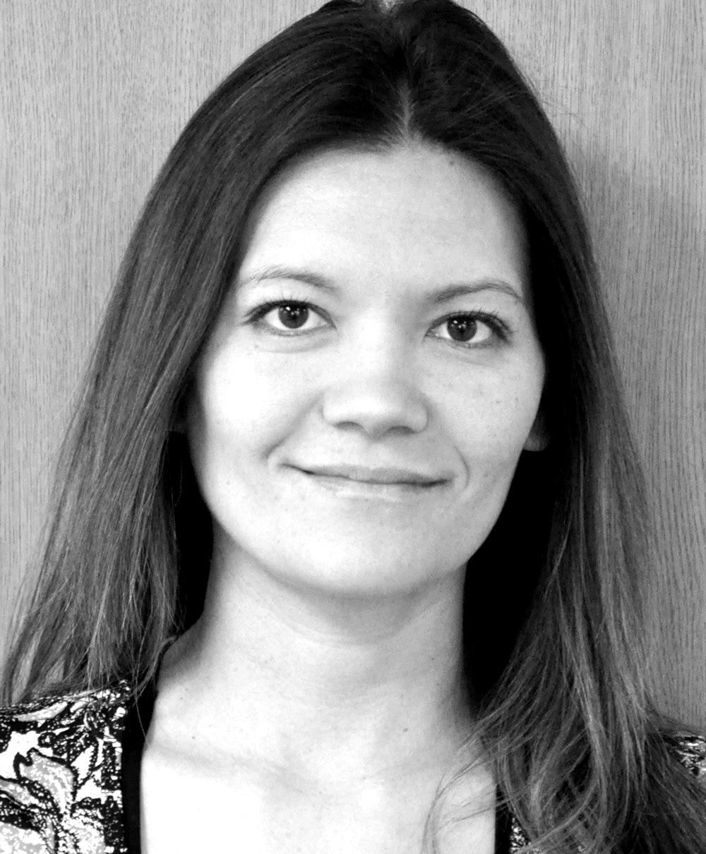 Headshot of Lydia La Point