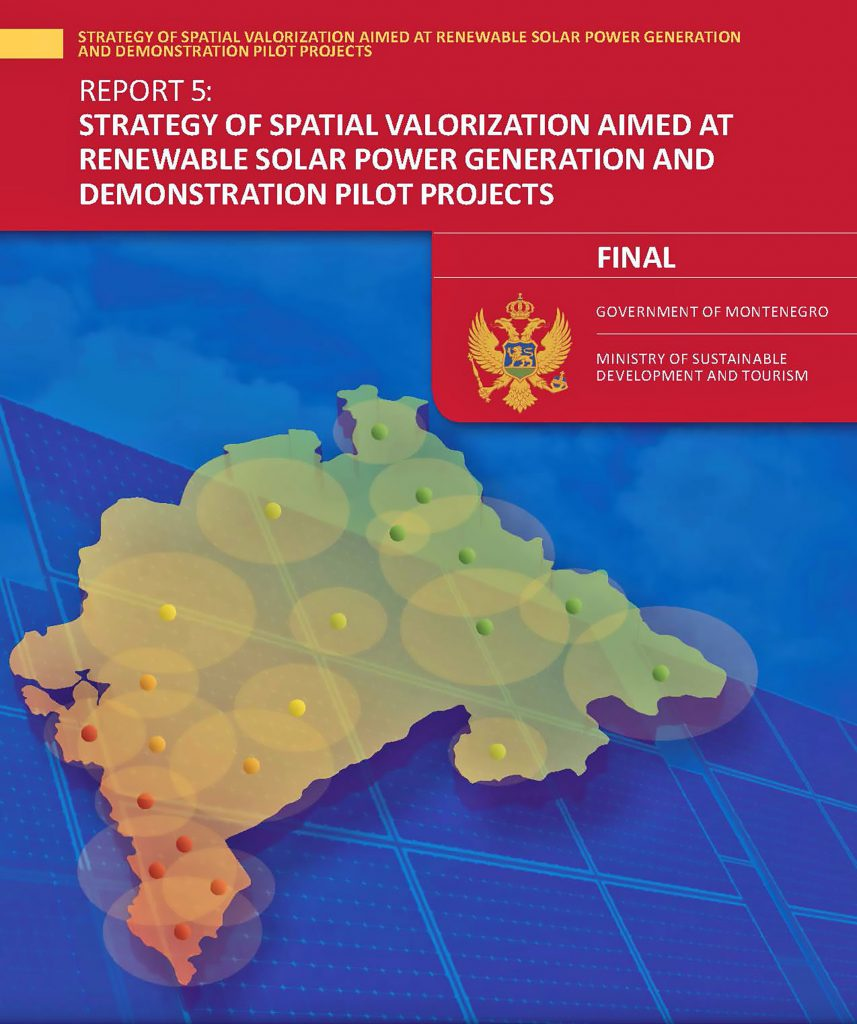 Montenegro Solar Strategy Report cover