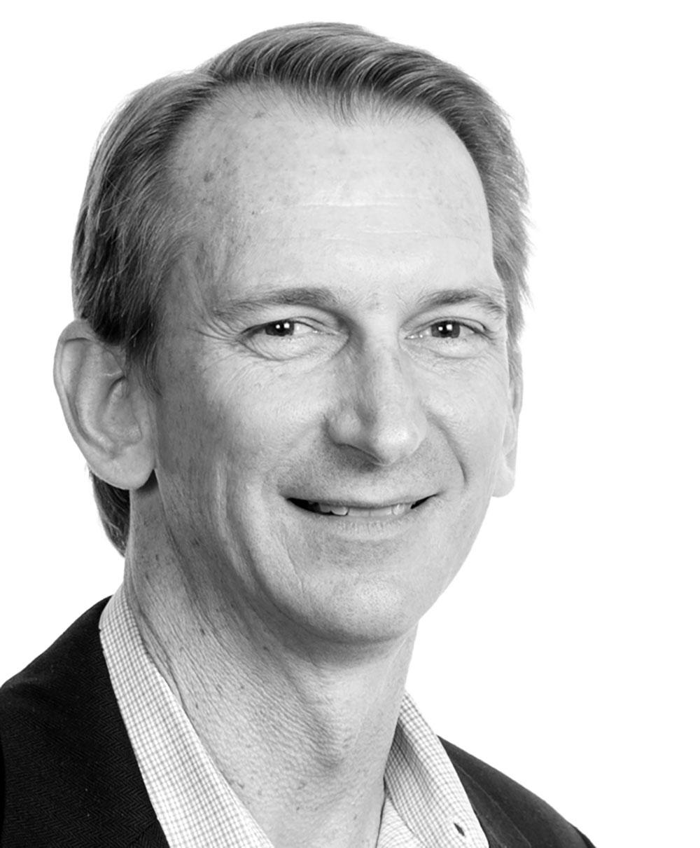 Headshot of Mark French