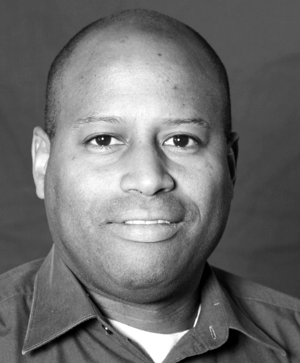 Headshot of Mike Codrington