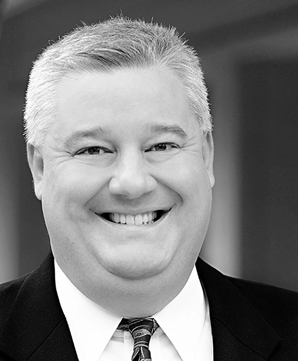 Headshot of Mike Murray PE LEED AP