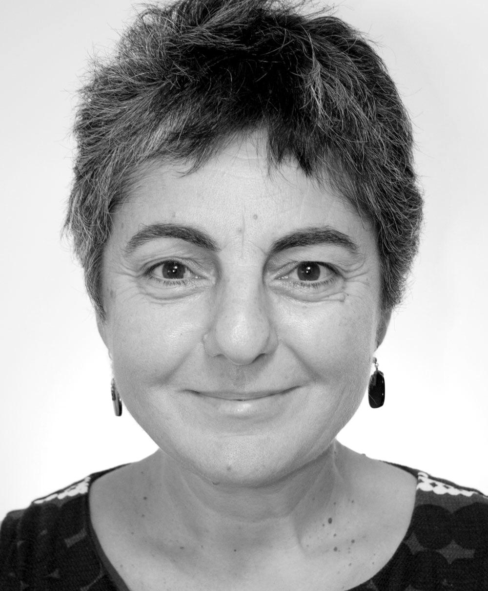 Headshot of Nanette Shahinian