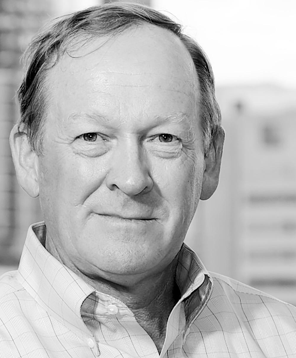 Headshot of Peter Moore