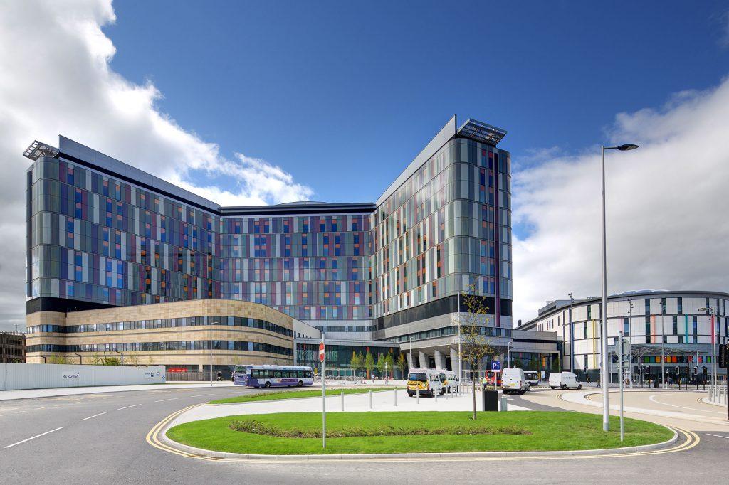 Queen Elizabeth University and Royal Hospital for Children Glasgow