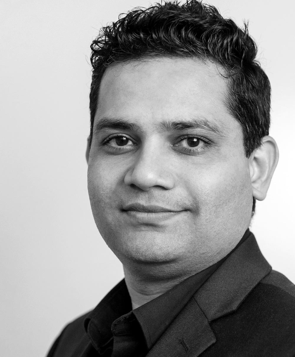 Headshot of Saif Zaidi