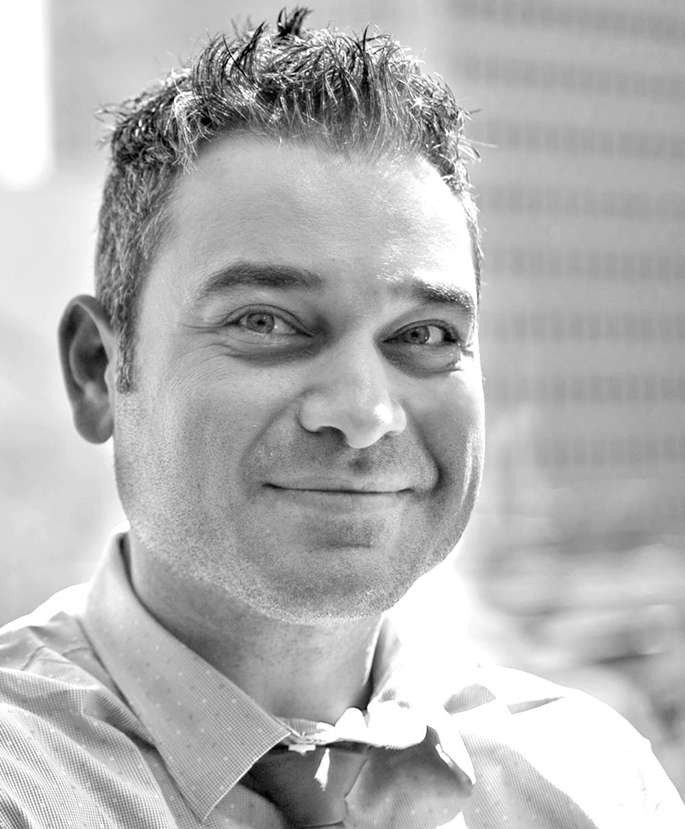 Headshot of Sam Youssef