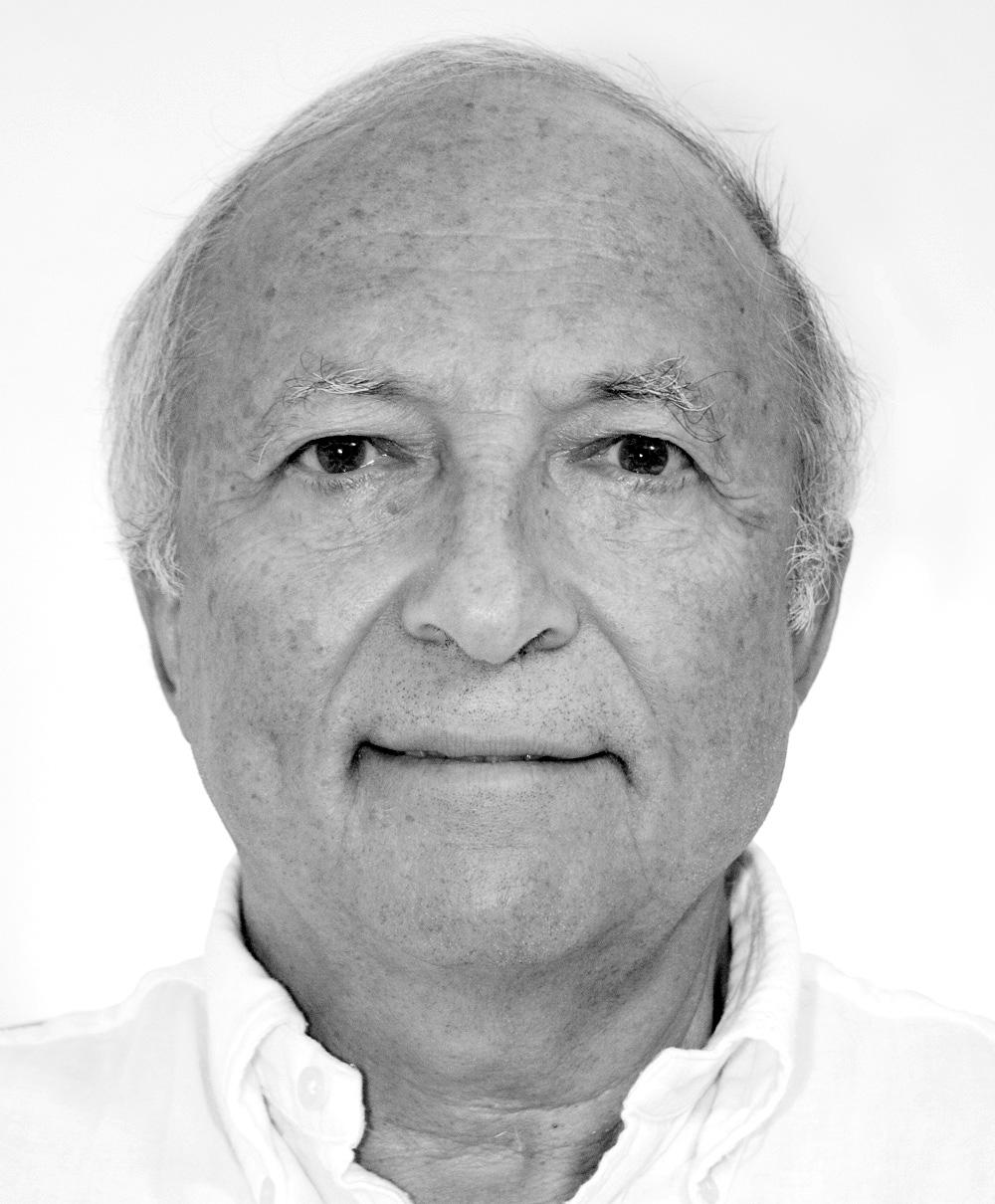 Headshot of Sol Wassermuhl