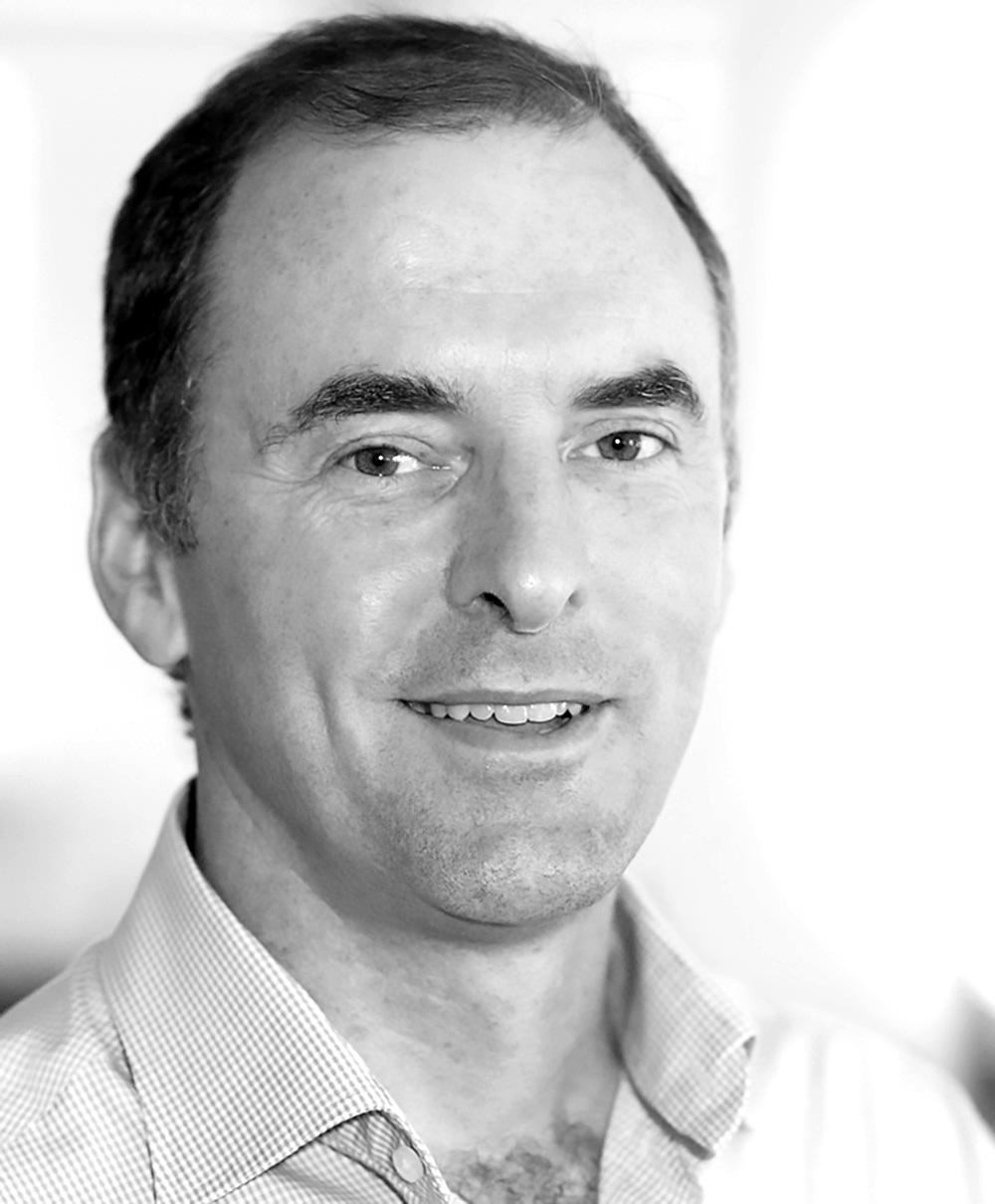 Headshot of Stephen O'Brien