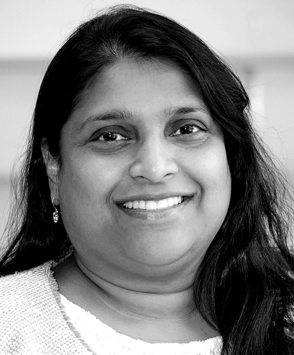 Headshot of Usha Elyatamby P.Eng