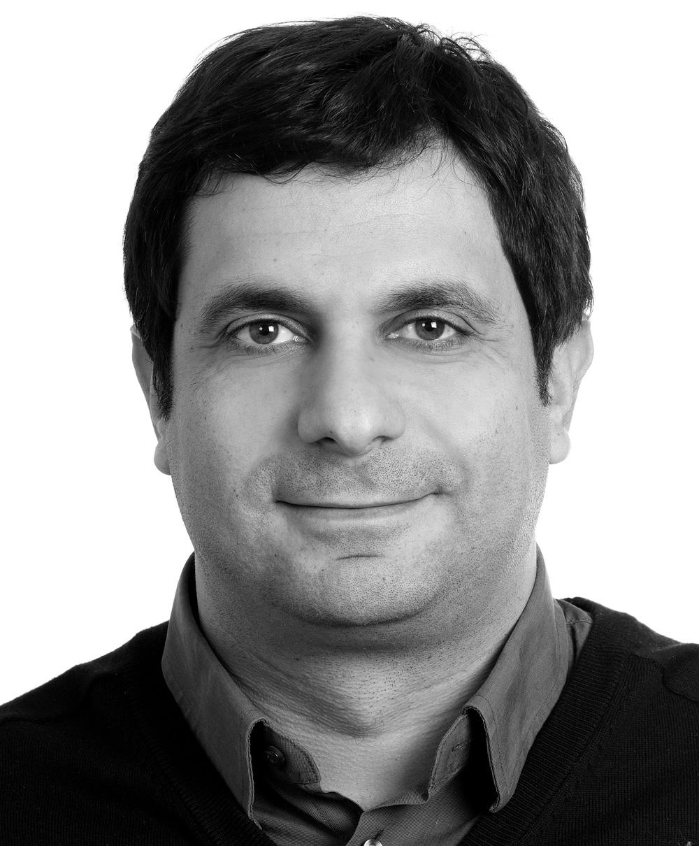 Headshot of Walid Bakhos