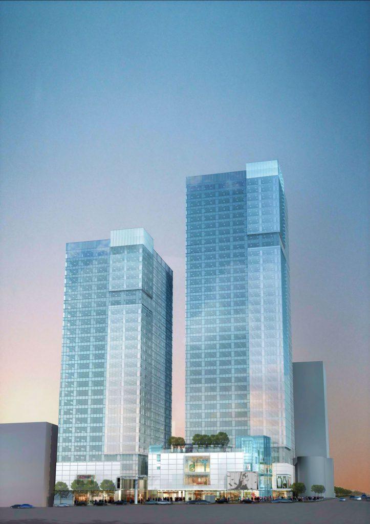 Yonge Eglinton Centre Towers