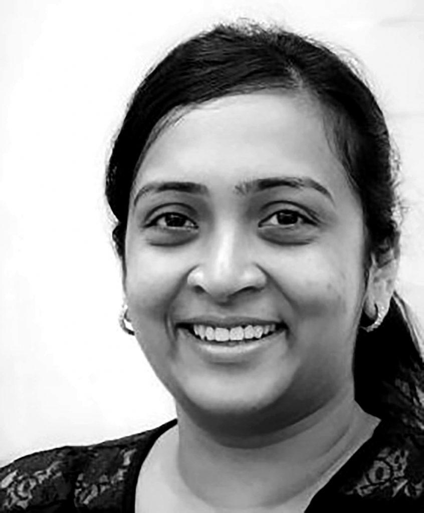 Headshot of Zohra Mutabanna