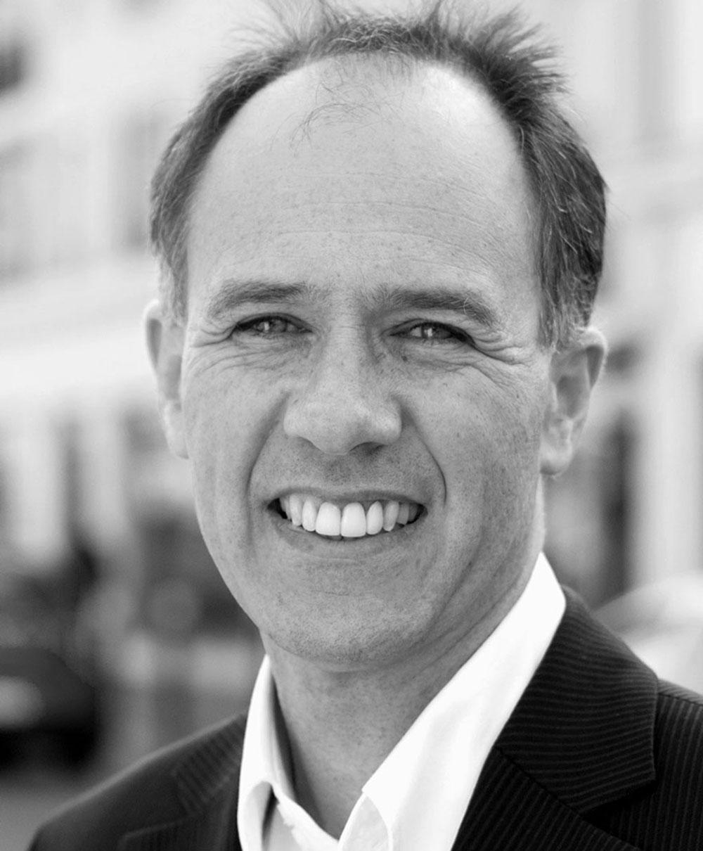 Headshot of David Kamnitzer