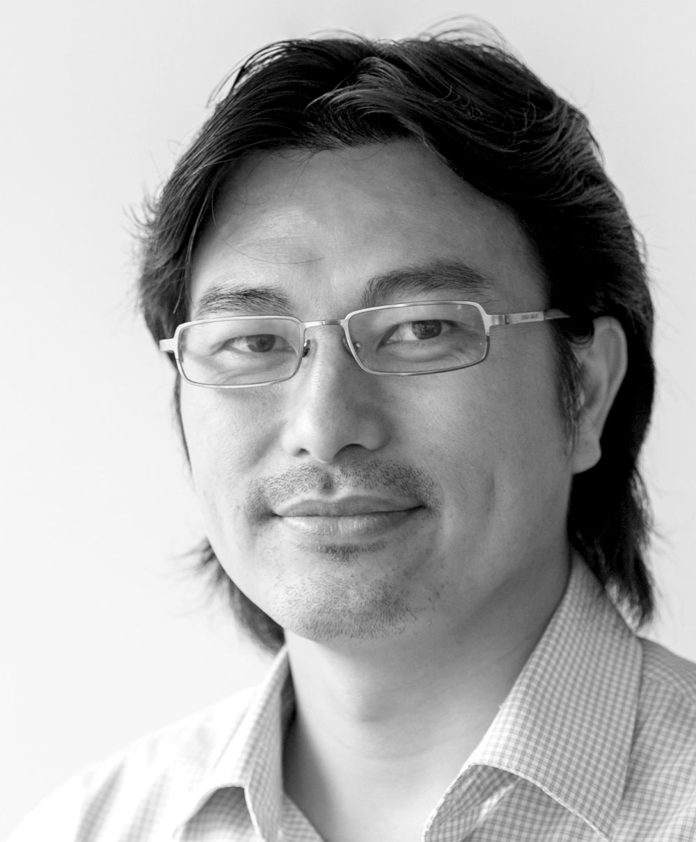 Headshot of Guillaume Chan