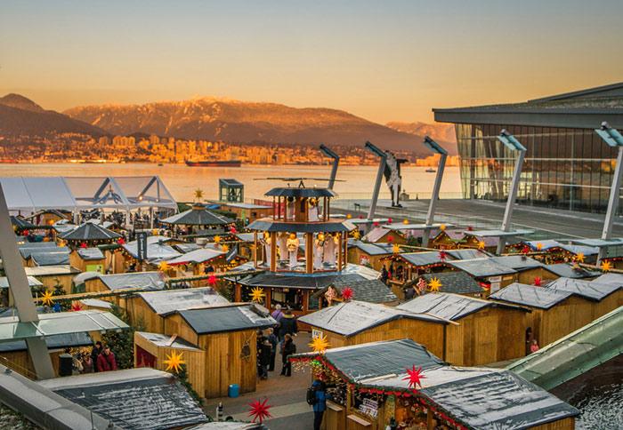 Vancouver Christmas Market