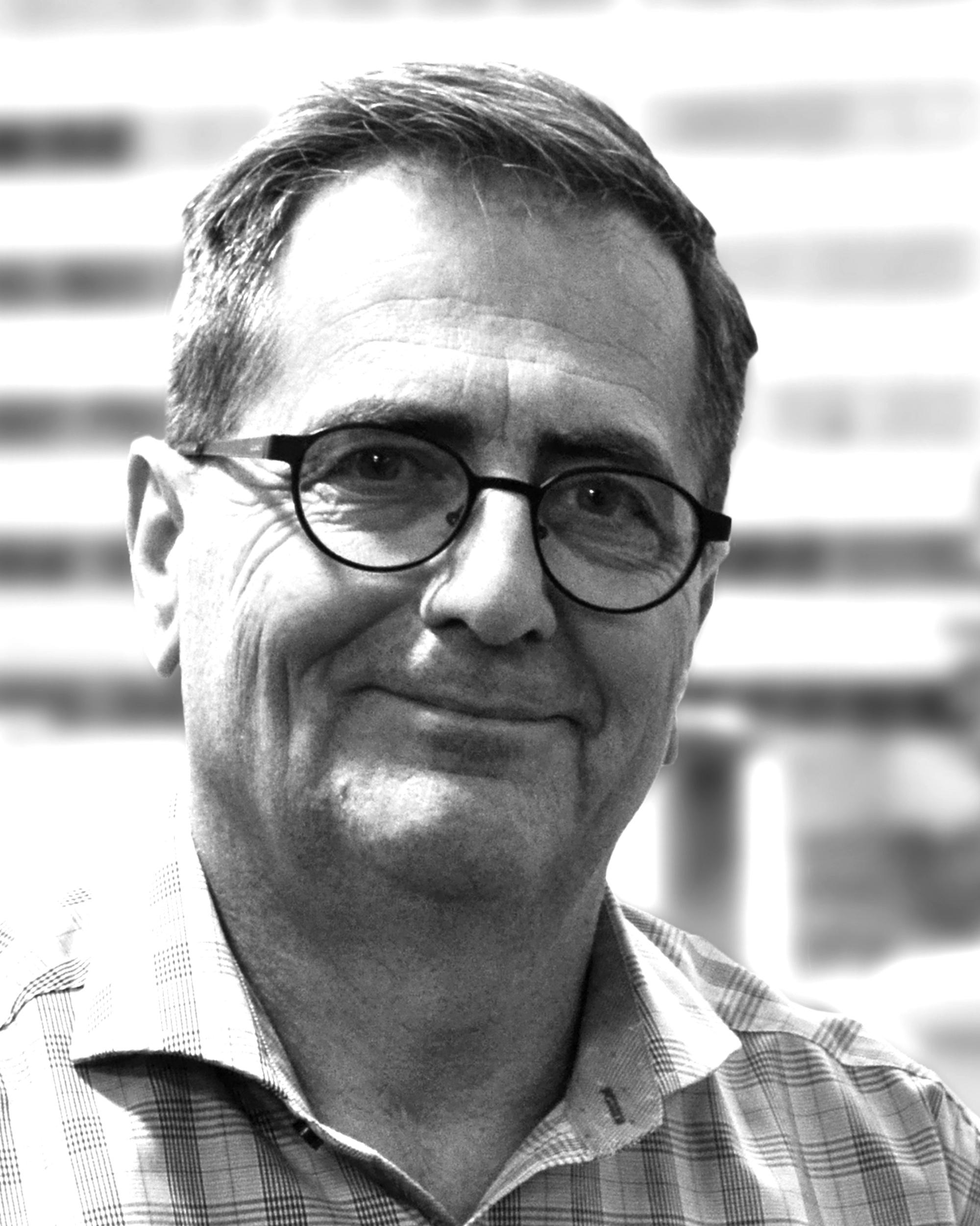 Headshot of John Byrne