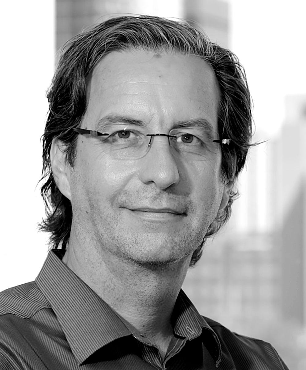 Headshot of Luc Deniger