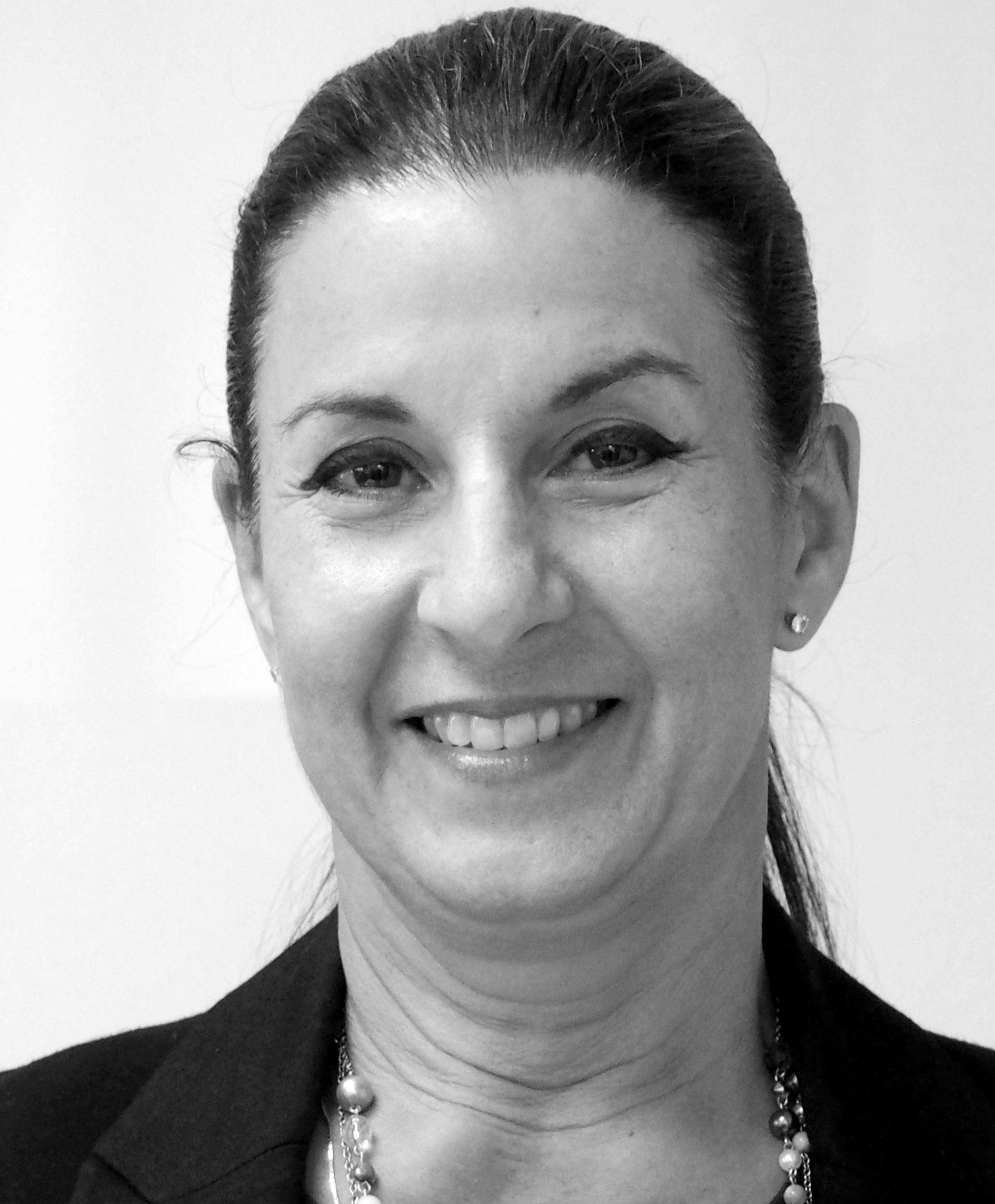 Headshot of Patricia Ramudo