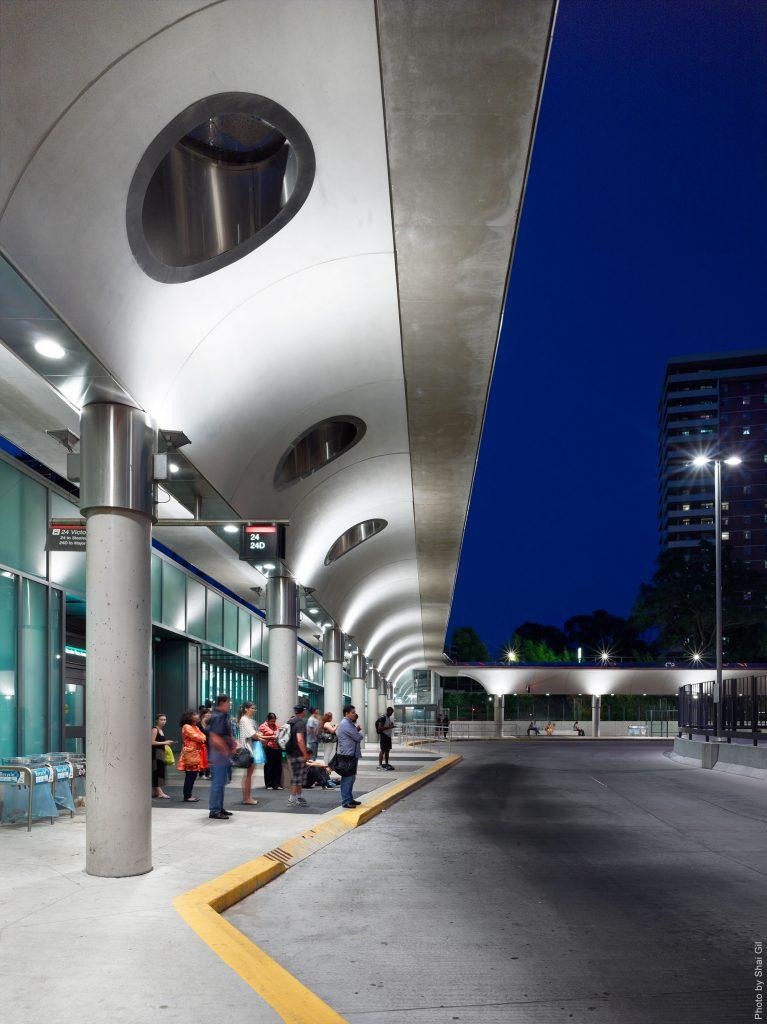 Victoria Park Bus Terminal