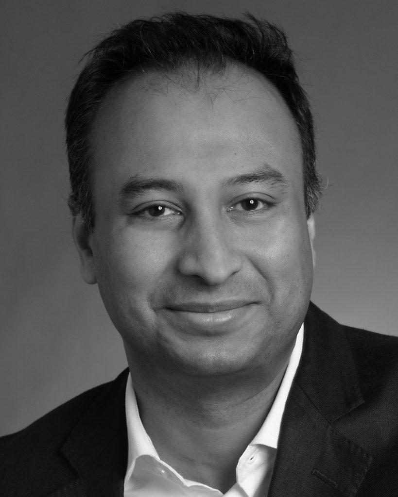 Headshot of Ari Bose