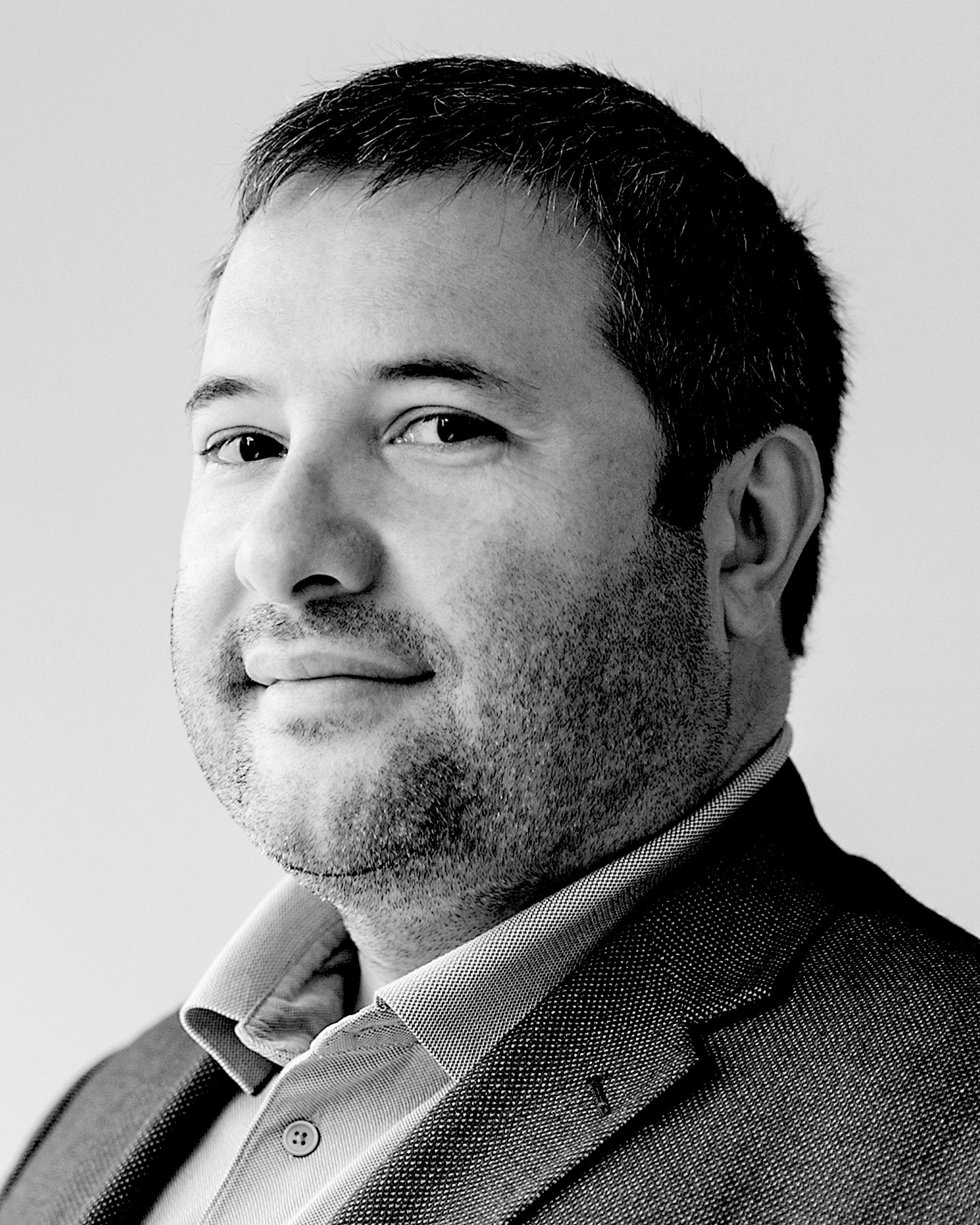 Headshot of James Barbosa