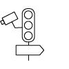 Asset Management, Transportation Asset Inventory Icon