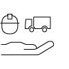Asset Management, Transportation Resource Management Icon