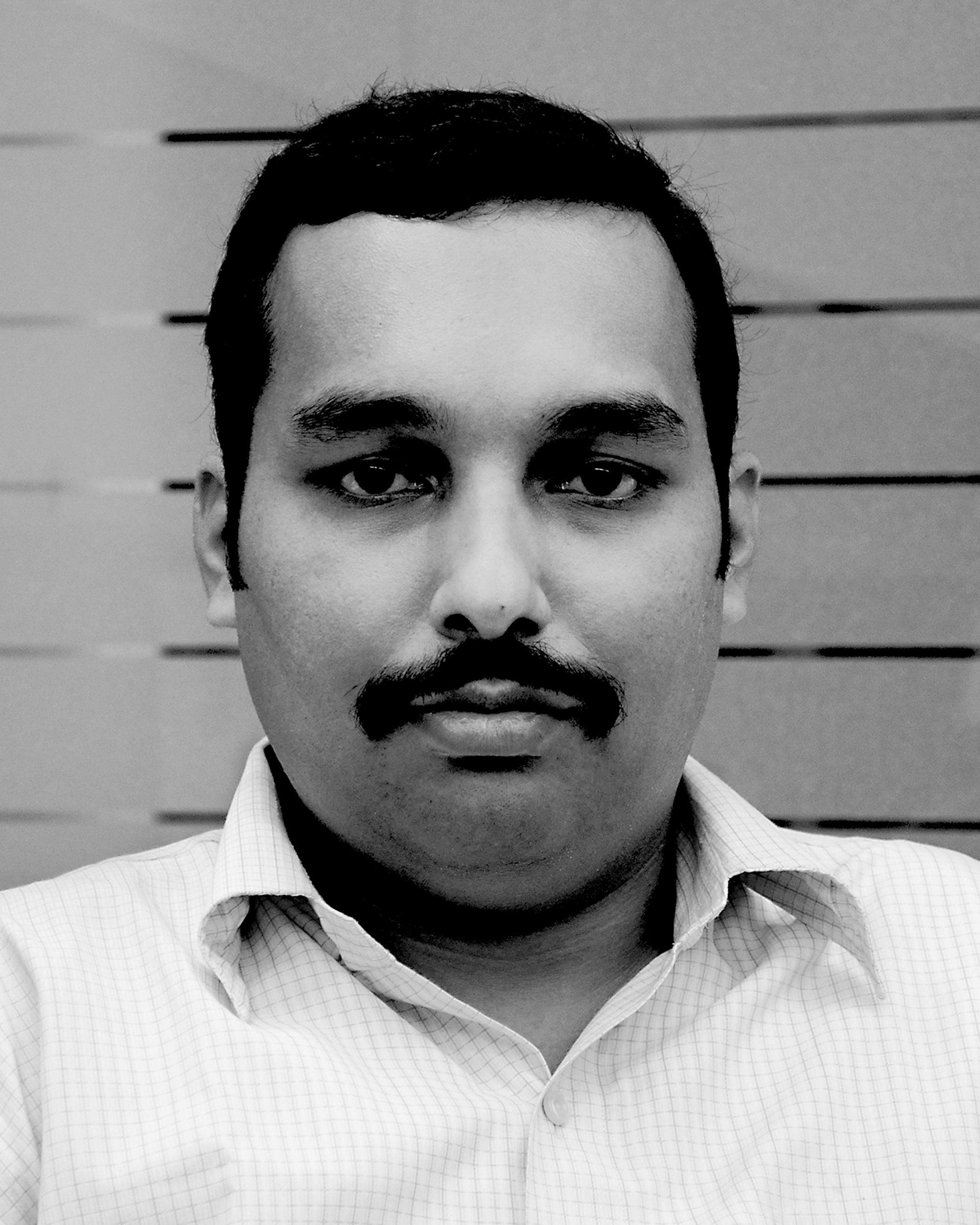 Headshot of Aditya M.R.