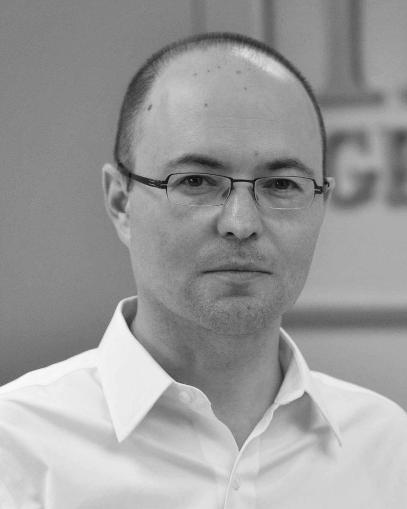 Headshot of Nikolaos Efstathopoulos