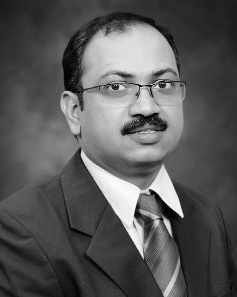 Headshot of Venkata Chunduru