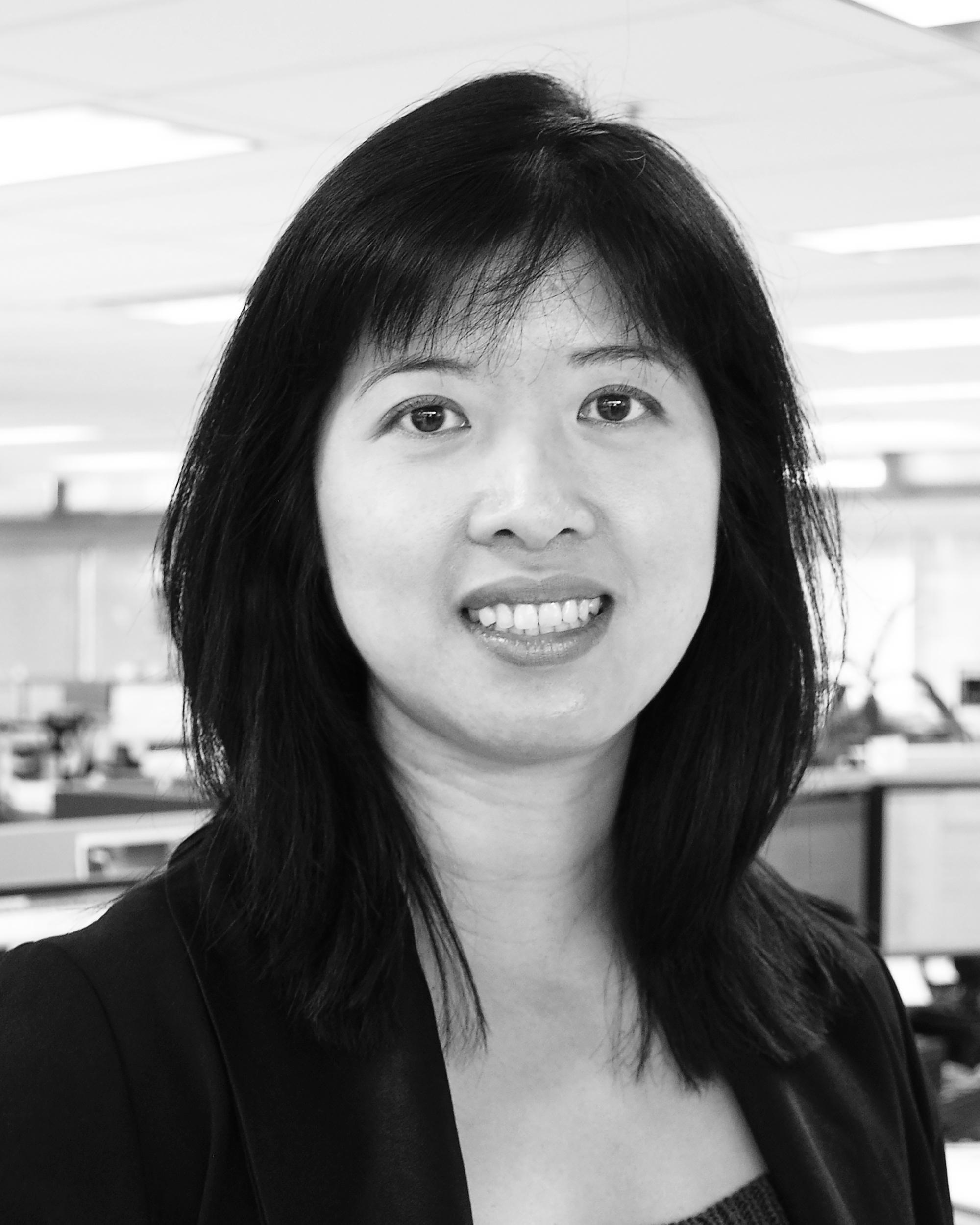 Headshot of Vivian Tong