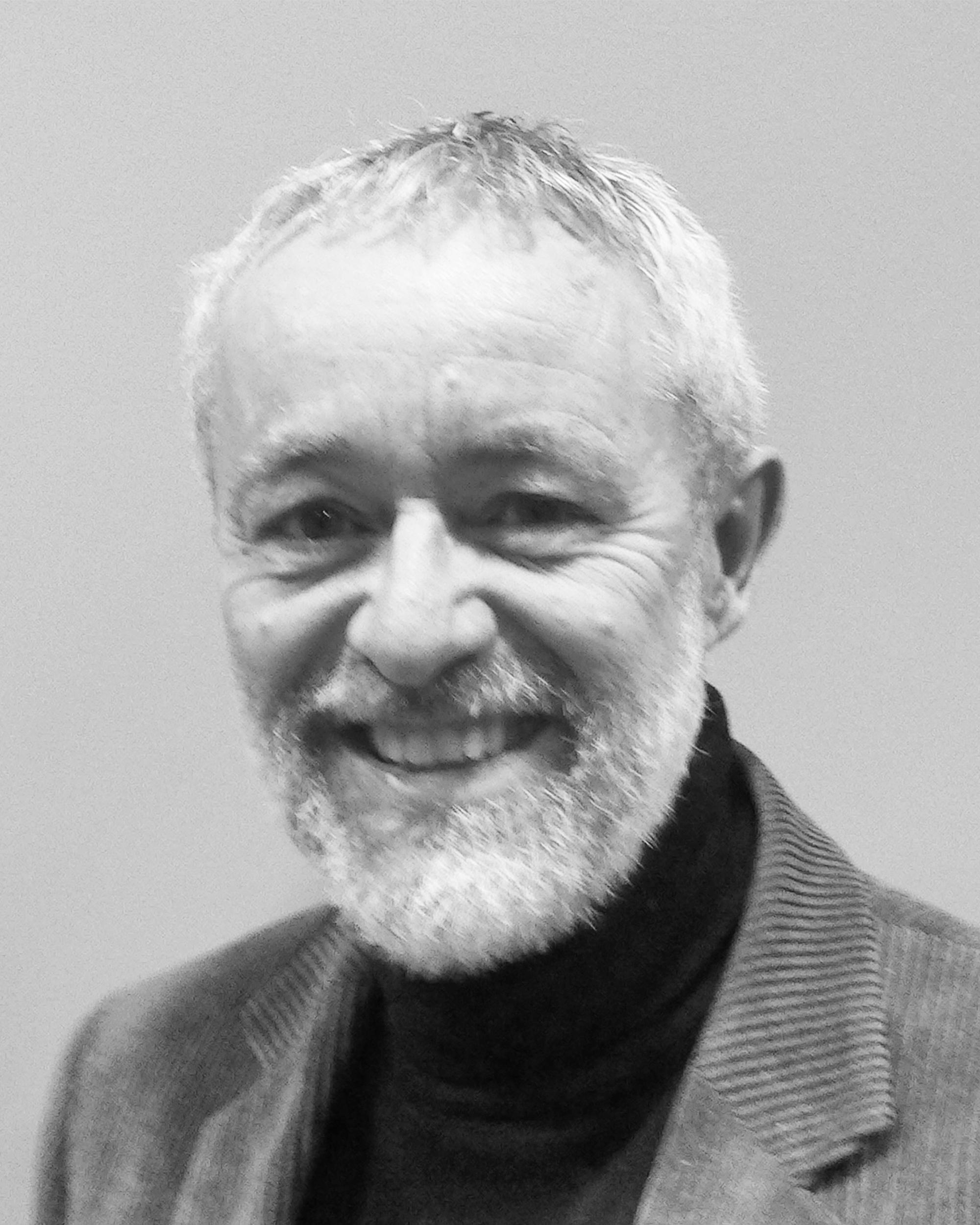 Headshot of John Ariens