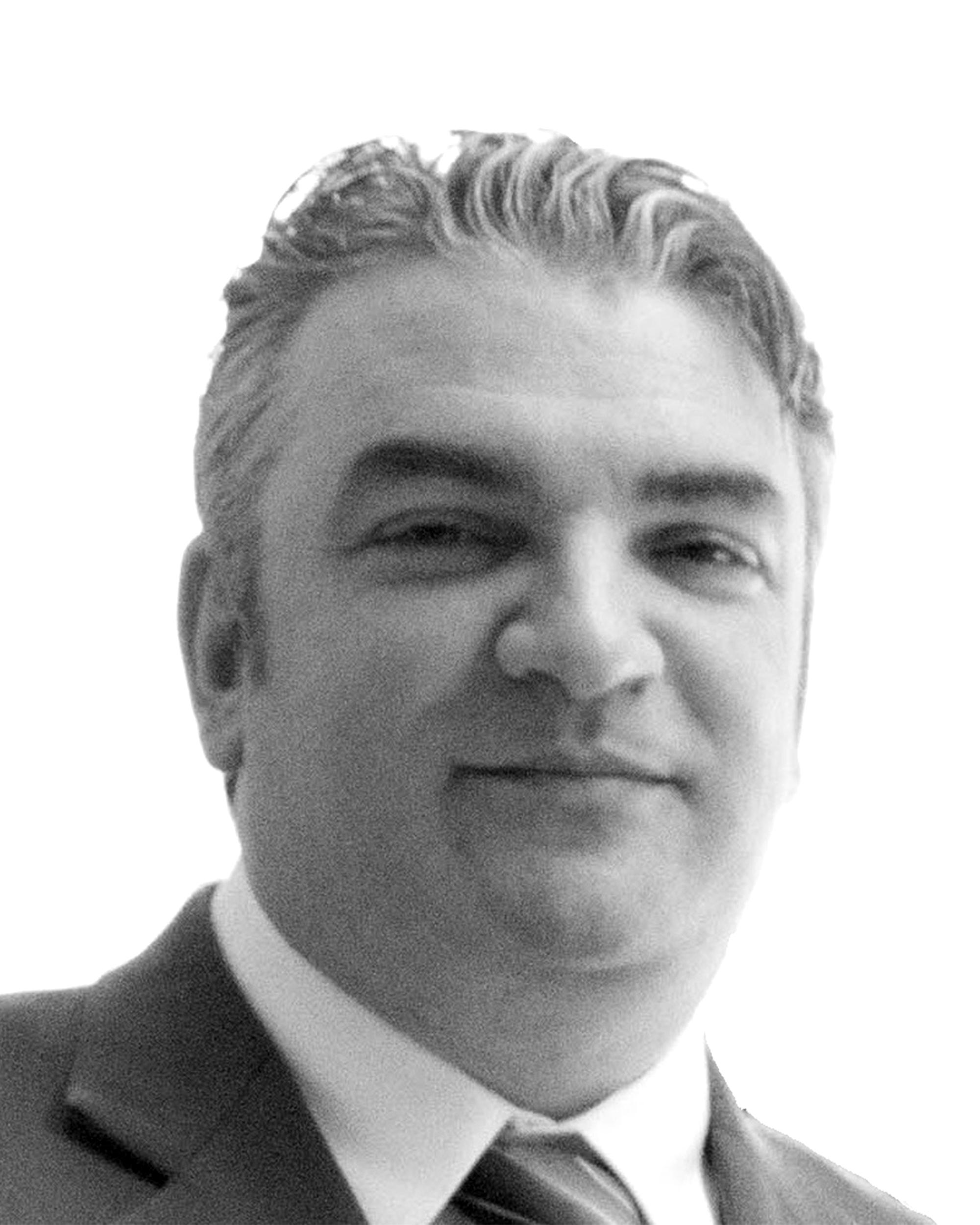 Headshot of Onofrio Aniello